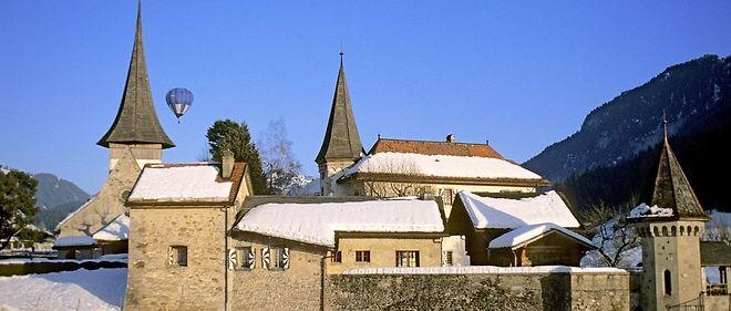 Le canton de Vaud, en Suisse.