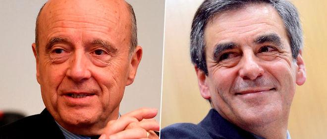 François Fillon arrive largement en tête auprès des sympathisants LR. Une prééminence qui a de quoi inquiéter Alain Juppé.