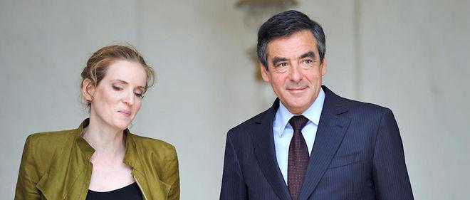 Nathalie Kosciusko-Morizet et François Fillon en 2011.