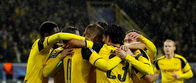 Dortmund doit maintenant ramener au moins un match nul pour terminer premier de son groupe.