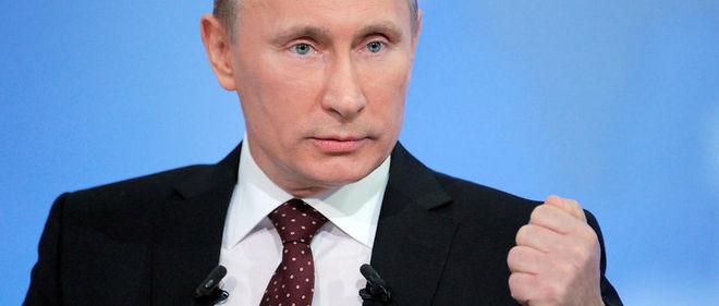 Vladimir Poutine entretient des relations amicales avec François Fillon...