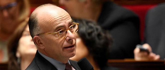 Bernard Cazeneuve à l'Assemblée nationale, le 9 novembre 2016.