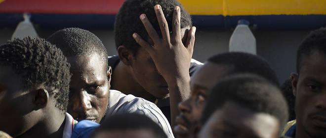Le sort des migrants de mal en pis, entre la noyade en Méditerranée et maintenant l'esclavage en Libye. Le photoreporter mexicain Narciso Contreras témoignait déjà en novembre 2016.