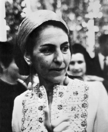 Une des femmes les plus influentes dans la vie de Castrofut sans conteste Celia Sanchez, ici en novembre 1970 à La Havane, qu'il rencontra dans le maquis de la Sierra Maestra en 1957, et fut sa confidente, sa secrétaire personnelle et sans doute plus ©  AFP/Archives