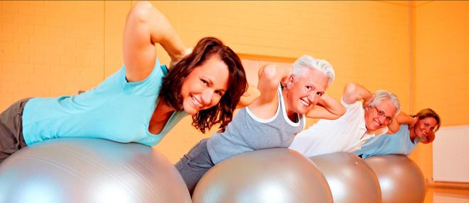 Pour chaque articulation  touchée par l'arthrose un programme  d'exercices spécifiques pourra être proposé par votre kinésithérapeute.