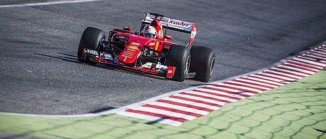 Ferrari utilise des préchambres de combustion pour son moteur de Formule 1.