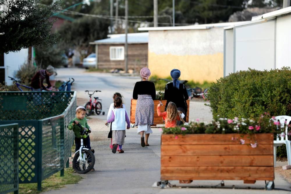 ISRAEL-PALESTINIAN-CONFLICT-SETTLEMENTS © THOMAS COEX THOMAS COEX / AFP