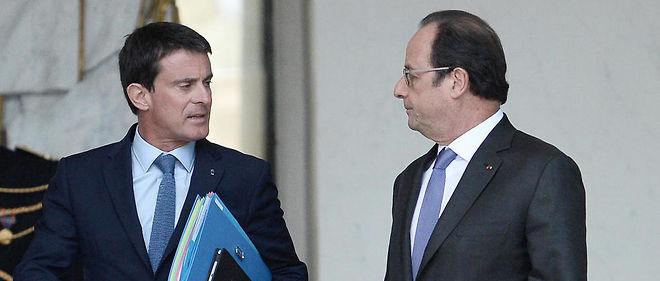 Pour le moment, ni Manuel Valls ni François Hollande ne sont candidats à la primaire de la gauche.