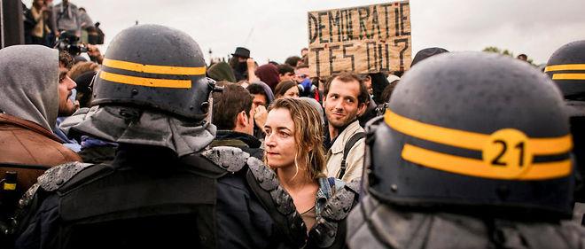 Nuit debout a permis d'identifier le problème majeur de notre société, qui est la crise de légitimité du pouvoir politique actuel, selon le philosophe Patrice Maniglier.