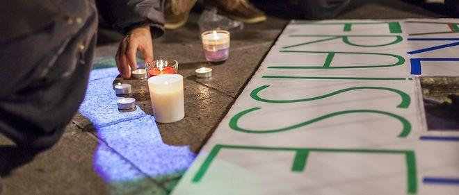 Le jeune homme était mort après un tir de grenade offensive.