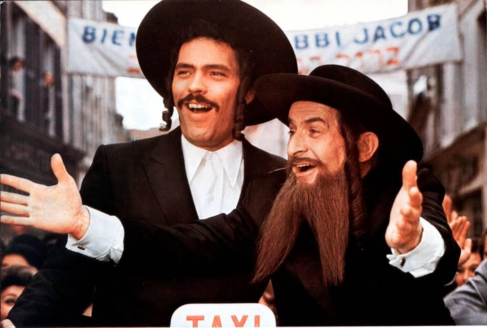 Les Aventures de Rabbi Jacob © Films Pomereu Films Pomereu / Archives du 7eme Art / Photo12