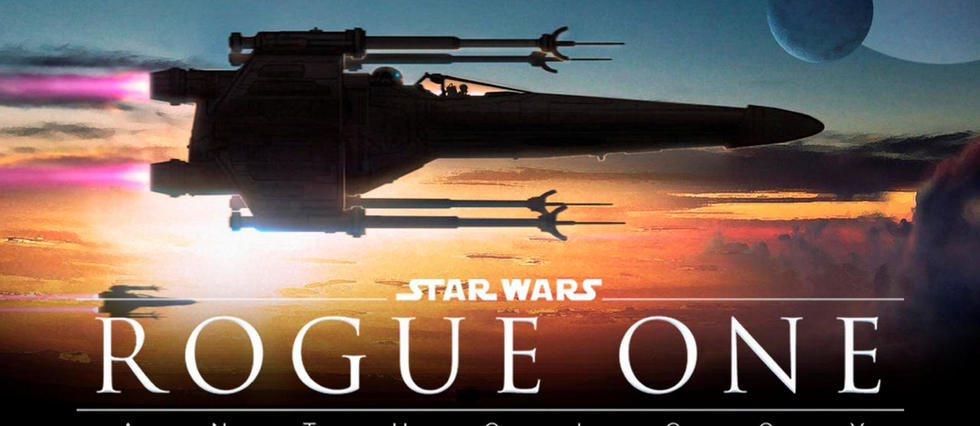 Star Wars : Rogue One sera dans nos salles le 14 décembre.