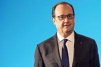 François Hollande a sous-estimé les effets négatifs de ses hausses d'impôts sur la croissance. ©PHILIPPE HUGUEN