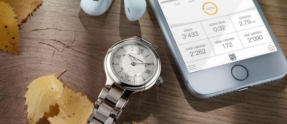 Madame rêve... d'une smartwatch