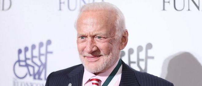Buzz Aldrin a été le deuxième homme à marcher sur la Lune.