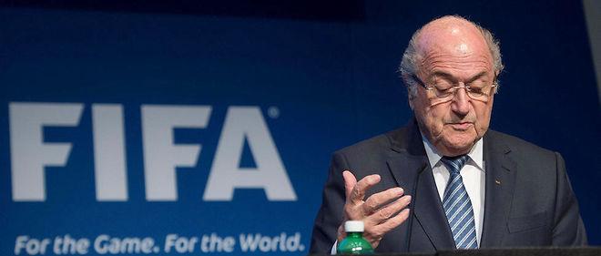 """""""Je prends acte du verdict rendu par le Tribunal arbitral international du sport. Étant donné le déroulement du procès, il ne fallait pas s'attendre à une autre sentence"""", a expliqué Joseph Blatter."""
