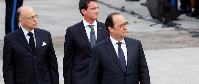"""Le """"couteau suisse"""" Cazeneuve, qui a déjà remplacé Cahuzac au Budget, puis Manuel Valls à l'Intérieur serait un cadidat parfait, s'il n'était déjà parfait à son poste actuel..."""