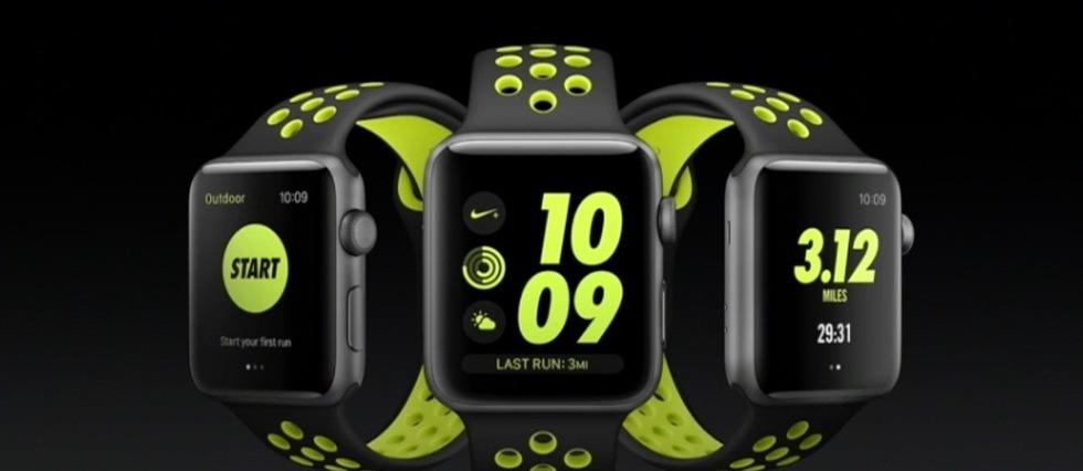 Les ventes d'Apple Watch étaient en chute libre au troisième trimestre...