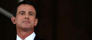 Manuel Valls se présente comme candidat à la présidentielle en 2017. ©THOMAS SAMSON