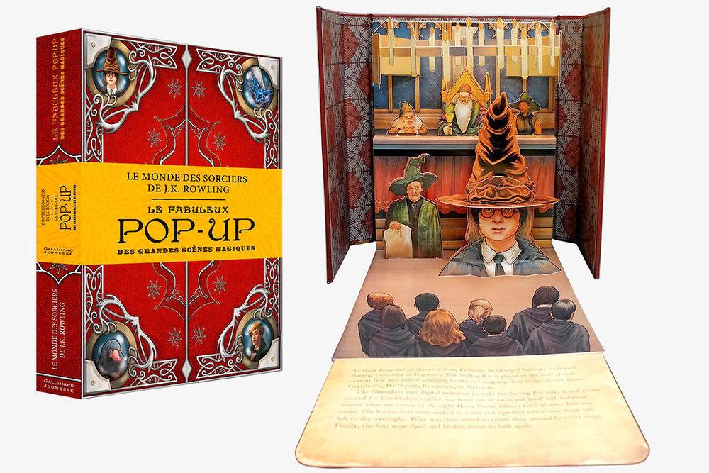 Pop Up Pour Tous Des Livres 3d Au Pied Du Sapin Le Point