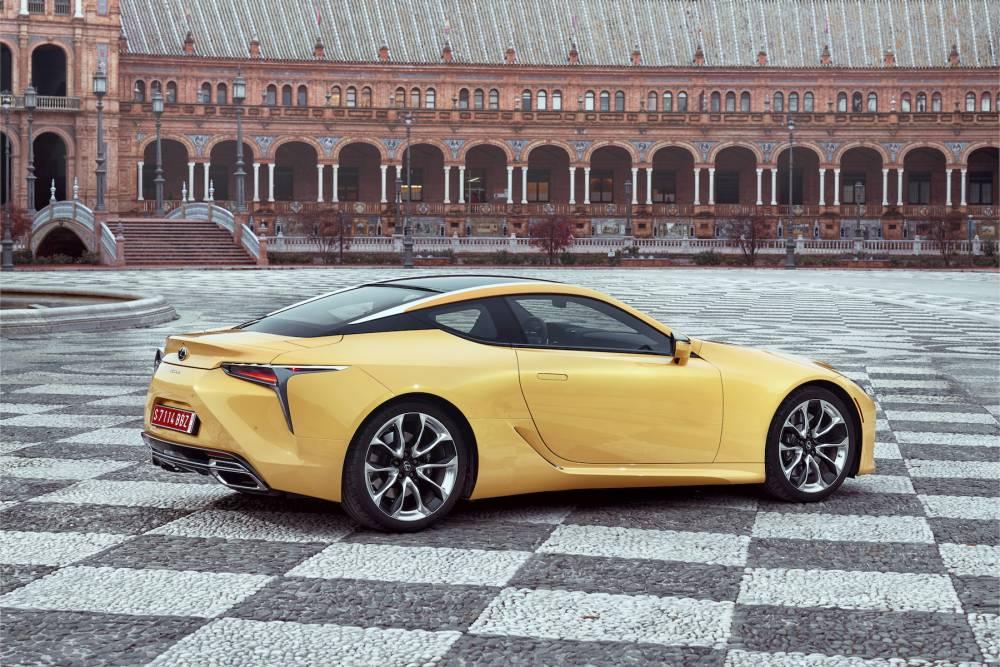 Lexus LC Coupé et hybride © sebastien mauroy sebastien mauroy