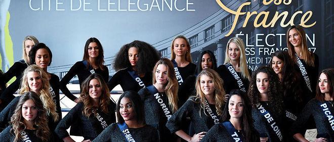 Samedi soir, trente Miss régionales, de 18 à 24 ans, sont en lice pour le titre de Miss France 2017.