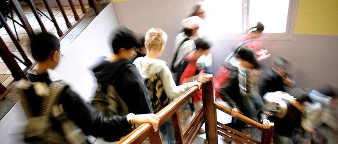 Favoriser la mixité sociale au sein des collèges est une des priorités du quinquennat Hollande (Image d'illustration)