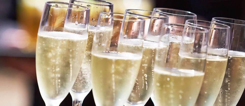 Capsule de champagne Gonet-Medeville N°2 rosé et noir