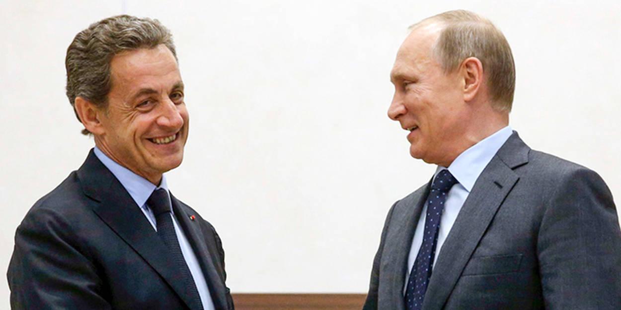 Sarkozy ivre en 2007 ? Non, mais menacé et insulté par Poutine ! (VIDEO)