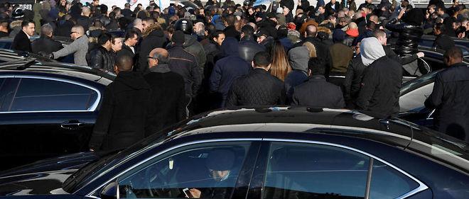 Des blocages organisés par des chauffeurs de VTC ont eu lieu samedi à Orly