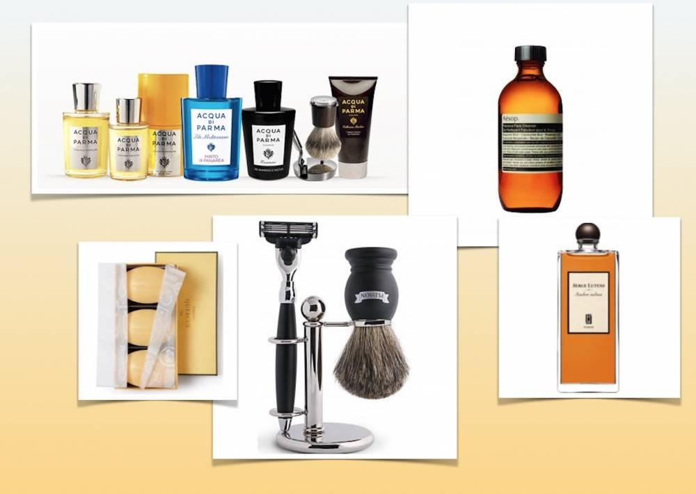 Comptoir de l'Homme, beauté, parfums ©  DR