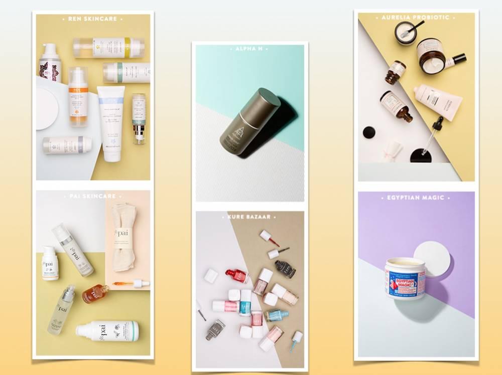 Oh My cream, beauté, concept store ©  DR