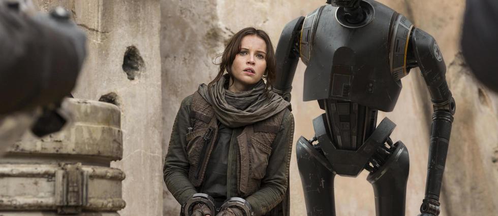 Rogue One a récolté 155 millions de dollars de recettes au box-office aux États-Unis seulement.