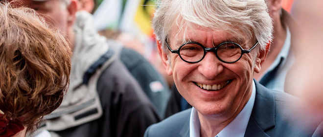 Jean-Claude Mailly, secretaire general du syndicat Force ouvriere.