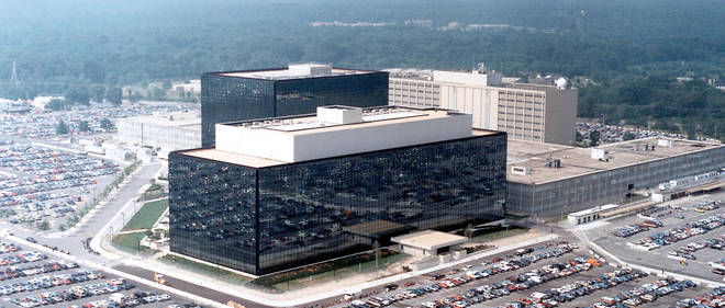 Le siège de la NSA (National Security Agency) à Fort Meade, dans le Maryland.