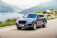 La Bentley Bentayga Diesel ouvre un nouveau genre de SUV hyper-luxe juste au-dessus du Range Rover.