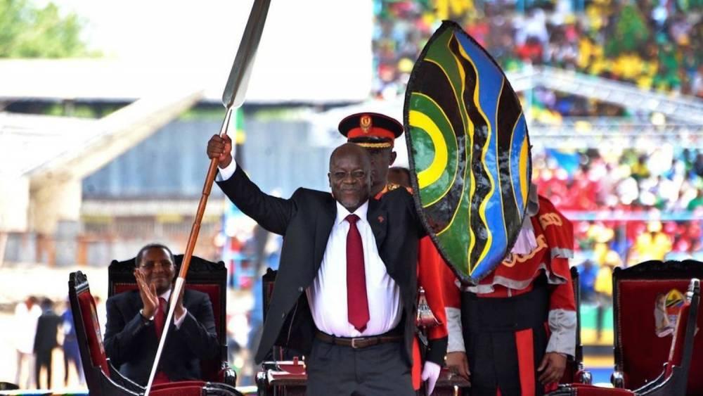 Le président tanzanien John Magufuli à Dar es Salaam le 9 décembre 2015 ©  DR