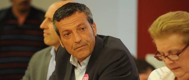 L'eurodéputé PS et ancien syndicaliste Édouard Martin soutient Benoît Hamon dans la primaire de la gauche.