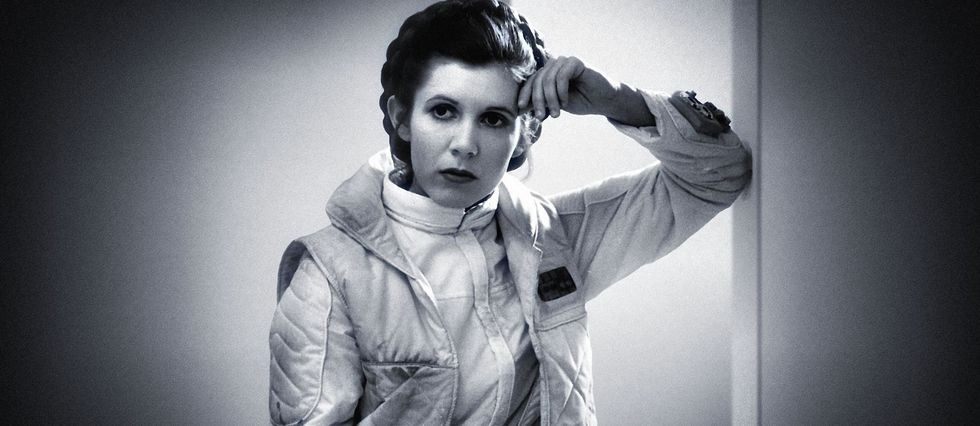carrie fisher dieulois