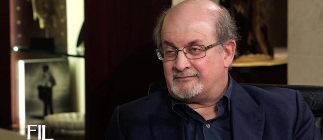 Salman Rushdie vient de publier