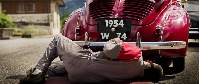 Des pièces d'occasion pour réparer les voitures | Automobile