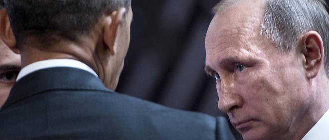 En réponse aux sanctions américaines, la Russie expulse 35 diplomates américains.