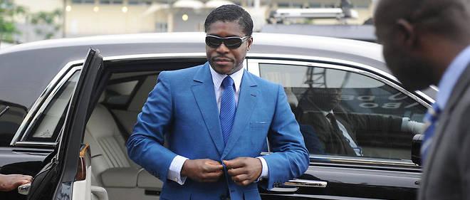 Teodoro Obiang, en Guinée équatoriale, en 2013.