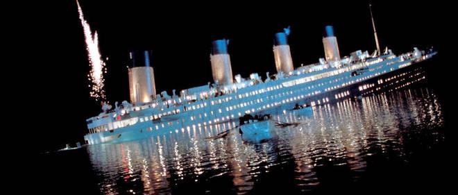 """Naufrage du """"Titanic"""" : la faute d'un incendie ? - Le Point"""