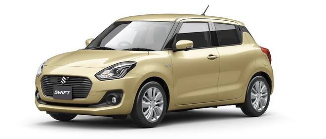 Suzuki Swift 2017.