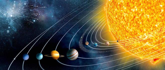 La Nasa à La Découverte De La Jeunesse Du Système Solaire