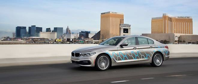 BMW SERIE 7 AUTONOME