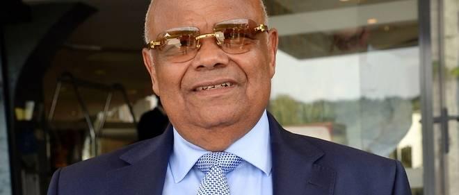 """Raphaël Soriano Katebe Katoto est membre du """"Conseil des sages"""" du Rassemblement de l'opposition."""