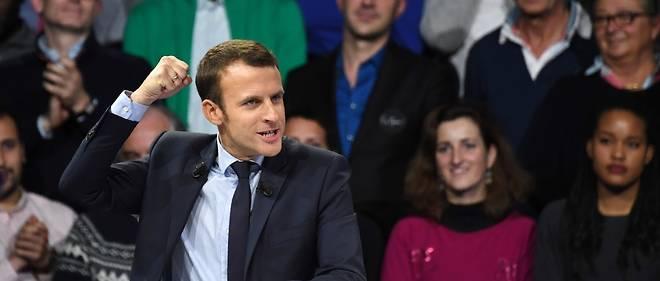 Emmanuel Macron, en insistant davantage sur son progressismeque sur son appartenance à la gauche, fait en quelque sorte de la « troisième voie» à la française.