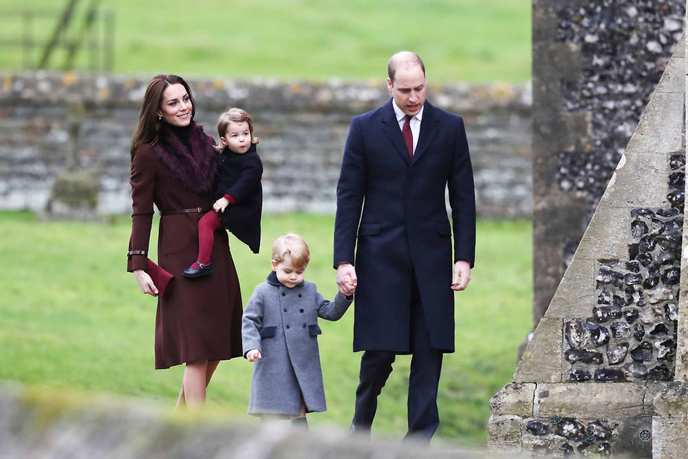 BRITAIN-ROYALS-CHRISTMAS